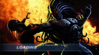Marvel Ultimate Alliance Ghost Rider and Black Panther special conversation