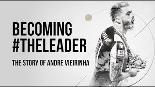 Becoming The Leader : The Story of Andre Vieirinha - PAOK TV