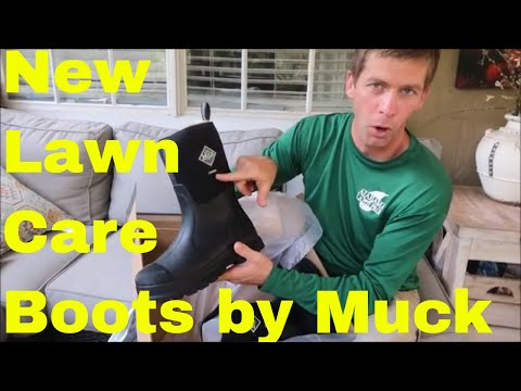 Waterproof Work Boots For Lawn Care - Muck Boot Company