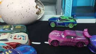 Cars 3 Random Adventures: A Jurassic Surprise