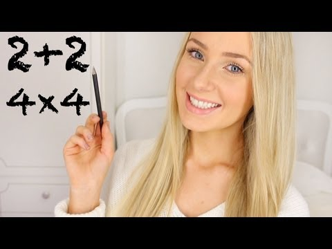 School Makeup Tutorial - QUICK, CHEAP, PRETTY!