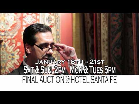 Tribal Arrts - Auction Santa Fe