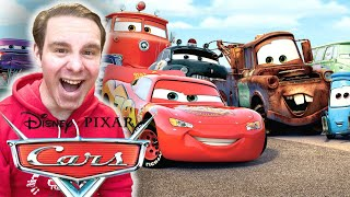 Mater is my new best friend! | Cars Reaction | I AM SPEED!