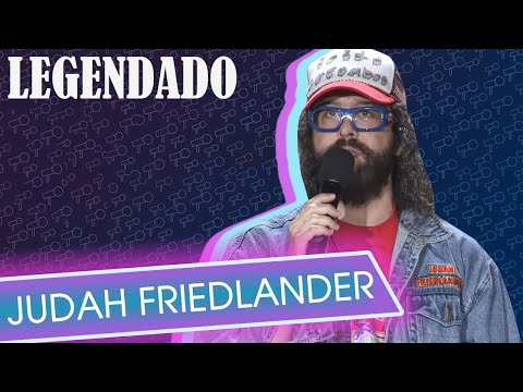 Judah Friedlander - Novo Presidente dos EUA (Legendado)