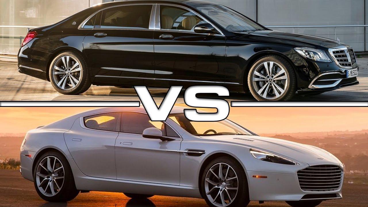 Mercedes Maybach S Vs Aston Martin Rapide S YouTube - 2018 aston martin rapide s