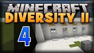 [4] Minecraft: Diversity II - Minecraft Noob | TRIVIA! (Custom Map)