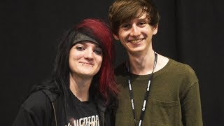 I met my editor in real life!