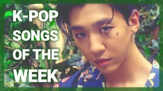 K-POP SONGS OF THE WEEK! #31