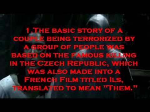 true origin of quotthe strangersquot movie youtube