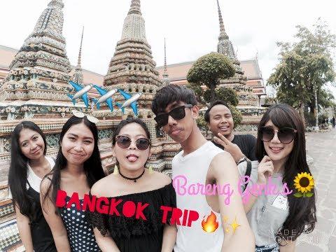 #NKTA Travel Vlog - First trip to Bangkok Chatuchak market, Watpho & Wat arun, Sutthisan.