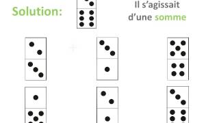 Test domino: test psychotechnique