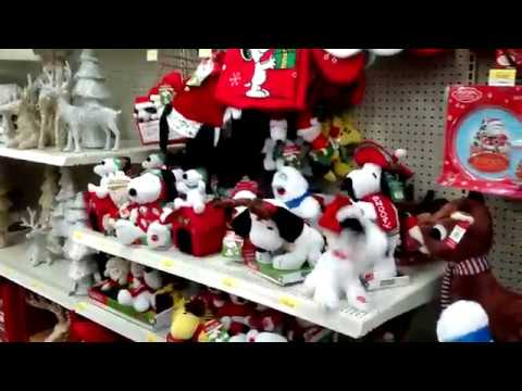 Snoopy Animated Christmas Toys - Technical Difficulties