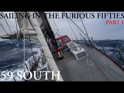 ⛵ 59˚SOUTH - SAILING IN THE FURIOUS FIFTIES PART I, SOUTH SANDWICH ISLANDS EXPEDITION - JAN 2020