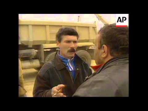 RUSSIA: SAKHALIN ISLAND EARTHQUAKE: AFTERMATH UPDATE