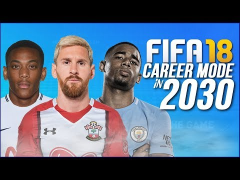 FIFA 18 CAREER MODE 2030!!! | THE CRAZIEST CAREER MODE SAVE EVER PART 2