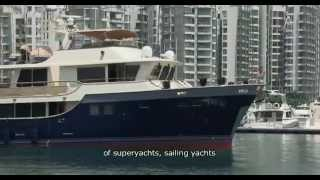2012 Singapore Yacht Show - Conference Highlights (Superyacht TV)