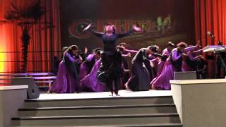 "ALFC Dance!: ""My Testimony"" by Marvin Sapp"