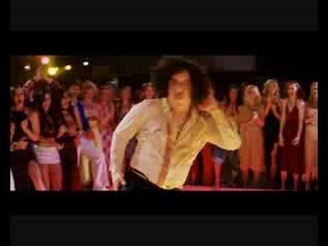 Starsky and Hutch..dance off v dancin rick