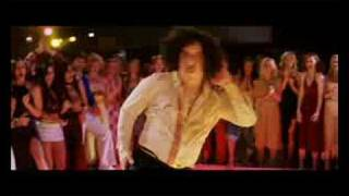 Starsky and Hutch..dance off v dancin rick