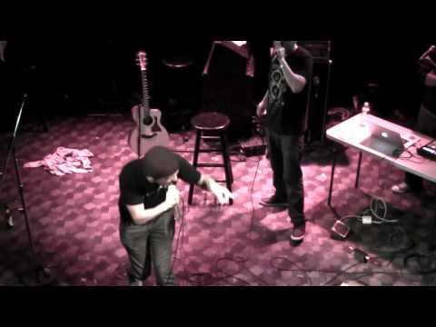 """Wax & Herbal T - """"In the Blood"""" accapella (live @ the 8x10)"""
