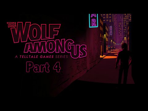 Twitch Livestream | The Wolf Among Us: Episode 4 In Sheep's Clothing