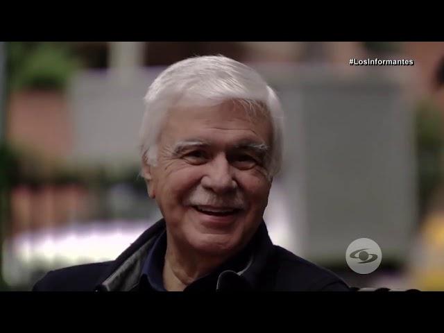 El eterno enviado especial está de cumpleaños - Los Informantes (Caracol TV)