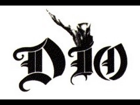 Dio - We Rock (Lyrics on screen)
