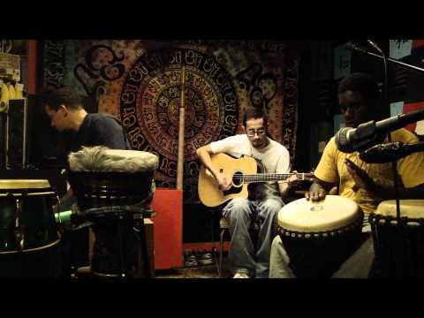 Sacred Grounds Coffee House - Rhythm Architects w/ Nathan Cole - Open Jam