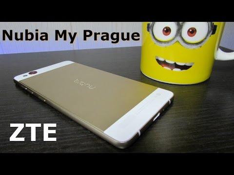 ZTE Nubia My Prague - Un GAMA ALTA Por El Precio De Un Gama Media