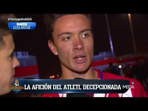 La afición del Atleti, DECEPCIONADA con los JUGADORES y Simeone tras el EMPATE ante el Qarabag