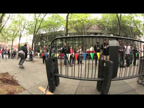 Peace Park 's Pilot Project Video - Legalize Skateboarding