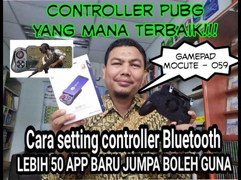 UNBOXING | CONTROLLER | PUBG MOBILE | SETTING | GAMEPAD | MOCUTE - 059
