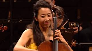 Happy Music:  Haydn, Cello Con No 2 in D major LIVE Christine J. Lee & Frank Braley and OCW