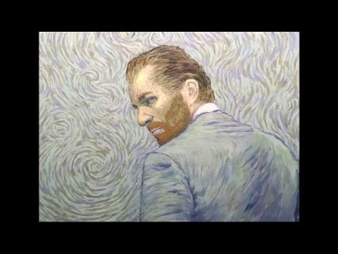 "Upcoming ""Loving Vincent"" where EVERY FRAME is an oil painting in the style of Van Gogh"