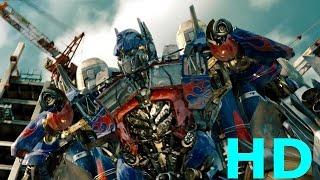 Flying Squirrels & Shockwave & Driller Scene - Transformers: Dark Of The Moon Movie Clip Blu-ray HD