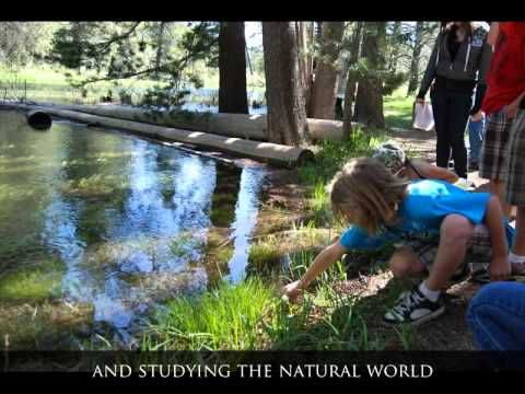 Sierra Expeditionary Learning School Site fundraising video