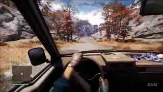 Far Cry 4 - Vehicle - Minivan Free Roam Gameplay (PC HD) [1080p]