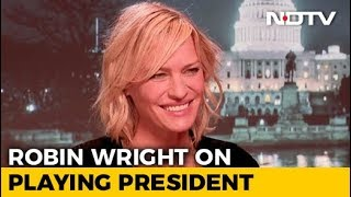 Robin Wright On Directing 'HOC' Finale & Kevin Spacey's Exit