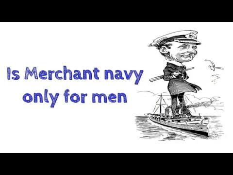 FEMALE SEAFARER / MARINER - WOMENS - JOIN MERCHANT NAVY