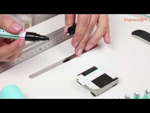 ImpressArt Tutorial | Stamp Enamel Marker