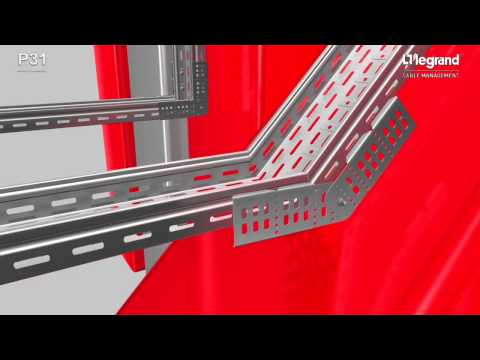 P31 Cable Tray System - Legrand Cable Management