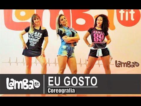 Eu Gosto - Dennis ft. Claudia Leitte - Eu Gosto - Coreografia Lambafit
