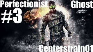 Splinter Cell: Blacklist - Perfectionist Ghost Walkthrough - Part 3 - Mission #2 (1st Place)