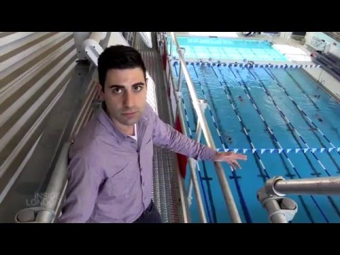 Inside London - Aquatics & Arenas