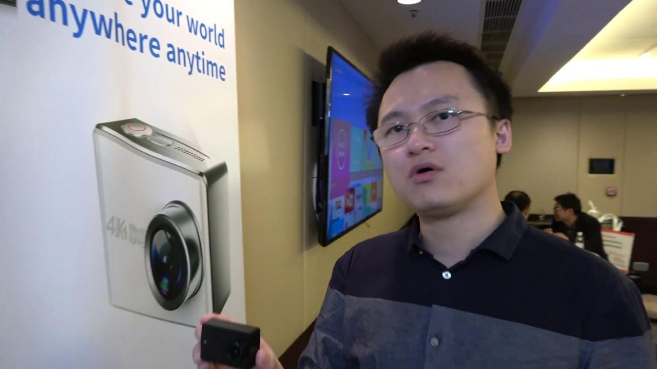 Allwinner V5, real 4K30 action camera and security/smart camera