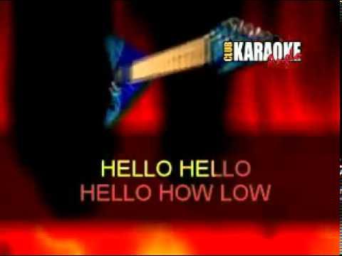 Smells Like Teen Spirit Karaoke   YouTube