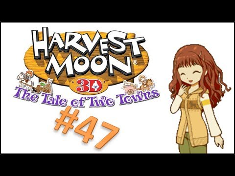 Harvest Moon (3DS): The Tale Of Two Towns Part47