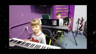 Jingle Bells - szkoła MAESTRO w Biłgoraju