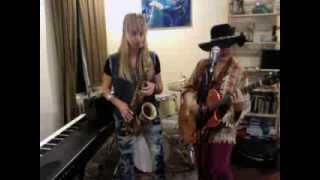"""Inspiration Information"" by Jimi Hendrix and Bret Michaels"