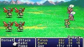 """""""Leveling up"""" in FF2 Dawn of Souls"""